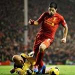 """Bóng đá - Suarez: """"Diễn viên"""" xuất sắc nhất NHA"""
