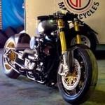"""Ô tô - Xe máy - Harley-Davidson """"độ"""" mạnh mẽ và bụi bặm"""