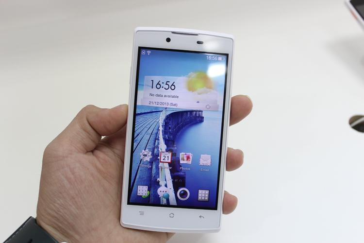 Chiếc smartphone giá rẻ Oppo Neo mới với vi xử lý lõi kép, RAM 512, kèm mức giá khá rẻ đã chính thức trình làng.