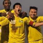 Bóng đá - Một màu V-League