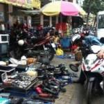 """Tin tức trong ngày - Chợ trời """"đặc biệt"""" ở Sài Gòn"""