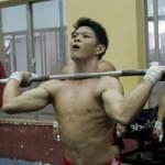 Lực sĩ Thạch Kim Tuấn:  Mãi nuôi niềm đam mê