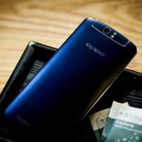 Oppo N1 thêm bản màu xanh đen sang trọng