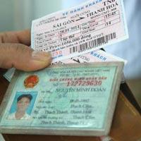Khách vây ga SG: Mua vé từ ga HN không cần CMND