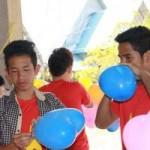 Bóng đá - Cầu thủ U19 Việt Nam làm từ thiện