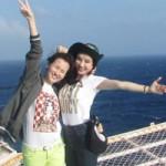 Ca nhạc - MTV - Vy Oanh háo hức về biển đảo Trường Sa
