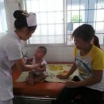Sức khỏe đời sống - TPHCM: Bệnh sởi trở lại