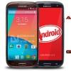 Galaxy S3 và Note 2 sẽ cập nhật KitKat vào tháng 3
