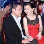 Phim - Kim Hiền thân mật chồng sắp cưới