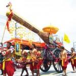 Du lịch - Tết Pháo thăng thiên miền Yasothon