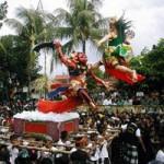 Du lịch - Ngày tết Nyepi không âm thanh ở Indonesia