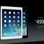 iPad Air chiếm 41% tổng doanh số iPad bán ra