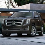 Ô tô - Xe máy - Xế sang Cadillac Escalade 2015 công bố giá