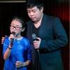 Phương Mỹ Chi đóng kịch cùng Quang Lê