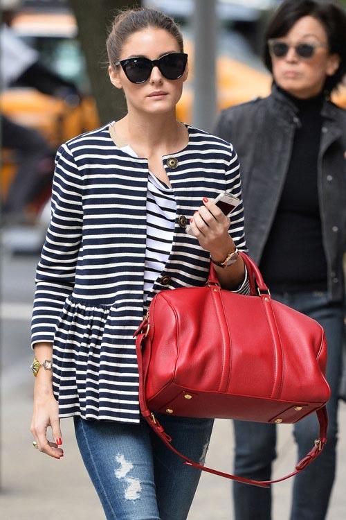 Thèm thuồng ngắm túi xách của Olivia Palermo - 10