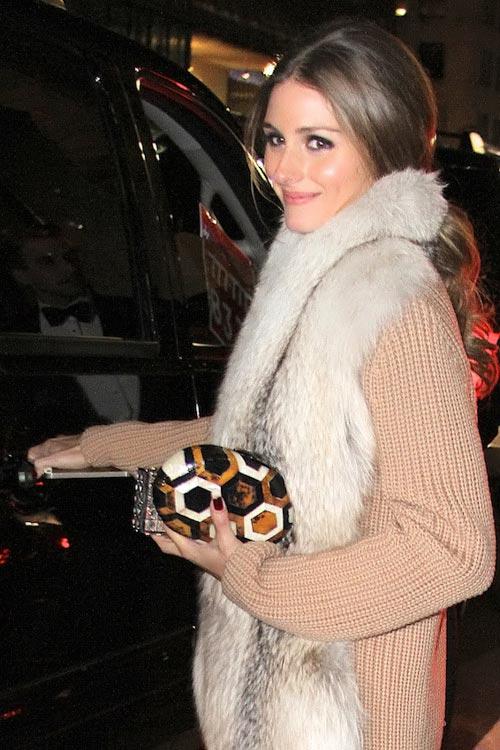 Thèm thuồng ngắm túi xách của Olivia Palermo - 15