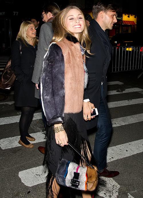 Thèm thuồng ngắm túi xách của Olivia Palermo - 14