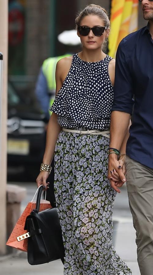 Thèm thuồng ngắm túi xách của Olivia Palermo - 5
