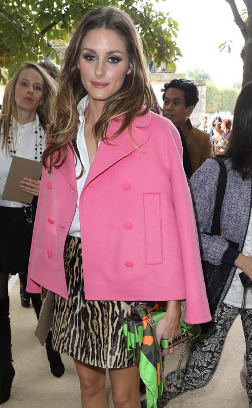 Thèm thuồng ngắm túi xách của Olivia Palermo - 8
