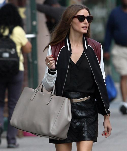 Thèm thuồng ngắm túi xách của Olivia Palermo - 9