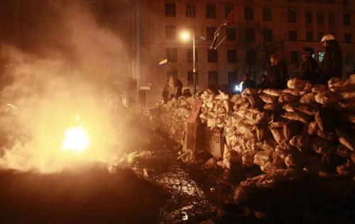 Ukraine: Biểu tình có nguy cơ thành đảo chính - 2