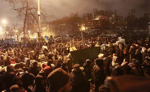 Ukraine: Biểu tình có nguy cơ thành đảo chính - 5