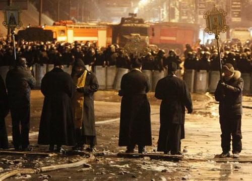 Ukraine: Biểu tình có nguy cơ thành đảo chính - 6