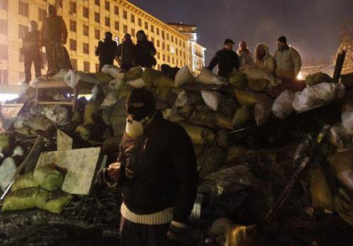 Ukraine: Biểu tình có nguy cơ thành đảo chính - 4