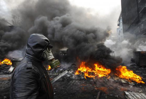 Ukraine: Biểu tình có nguy cơ thành đảo chính - 3