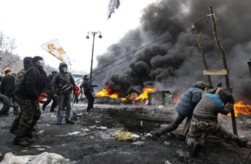 Ukraine: Biểu tình có nguy cơ thành đảo chính - 7