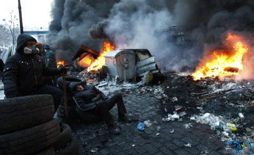 Ukraine: Biểu tình có nguy cơ thành đảo chính - 8