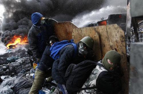Ukraine: Biểu tình có nguy cơ thành đảo chính - 9