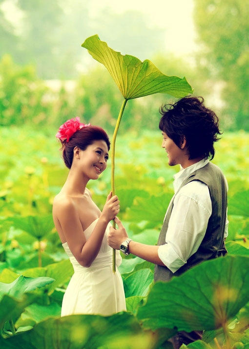 Thư tình: Hạnh phúc vì yêu anh - 1