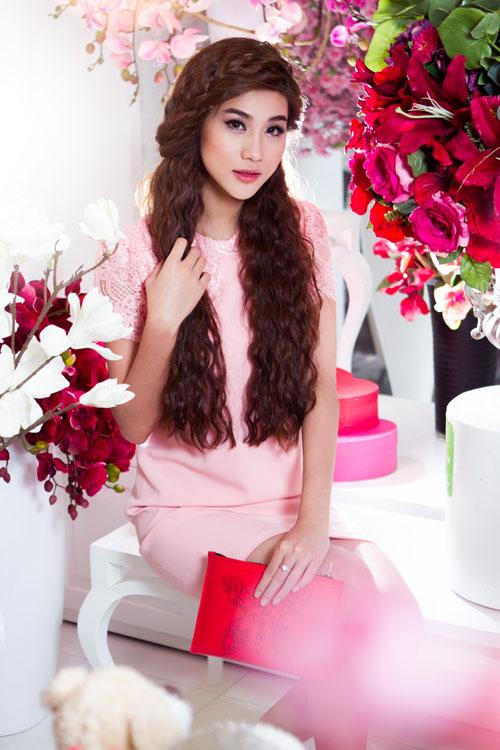 Cùng Kim Dung chọn váy cho ngày Valentine - 1