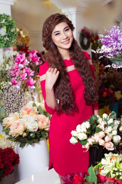 Cùng Kim Dung chọn váy cho ngày Valentine - 6