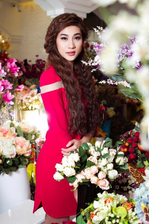 Cùng Kim Dung chọn váy cho ngày Valentine - 7