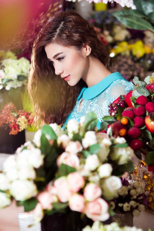 Cùng Kim Dung chọn váy cho ngày Valentine - 8