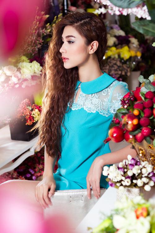 Cùng Kim Dung chọn váy cho ngày Valentine - 9