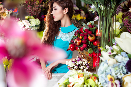Cùng Kim Dung chọn váy cho ngày Valentine - 10