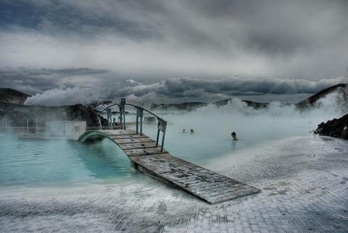 Tận hưởng spa thiên nhiên ở suối nước nóng - 3