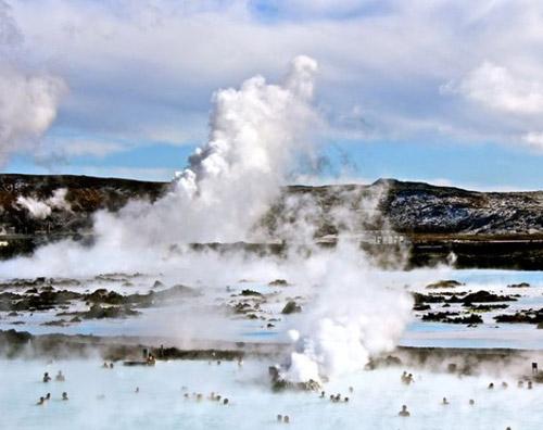 Tận hưởng spa thiên nhiên ở suối nước nóng - 6