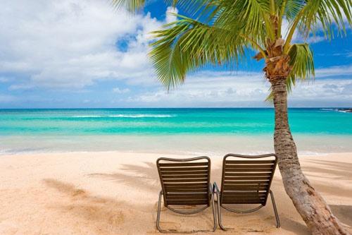 Bãi biển cát đen kỳ lạ ở Hawaii - 5
