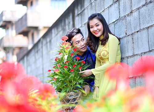 Quách Tuấn Du lạc giữa vườn hoa xuân - 9