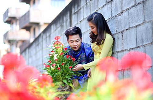 Quách Tuấn Du lạc giữa vườn hoa xuân - 8
