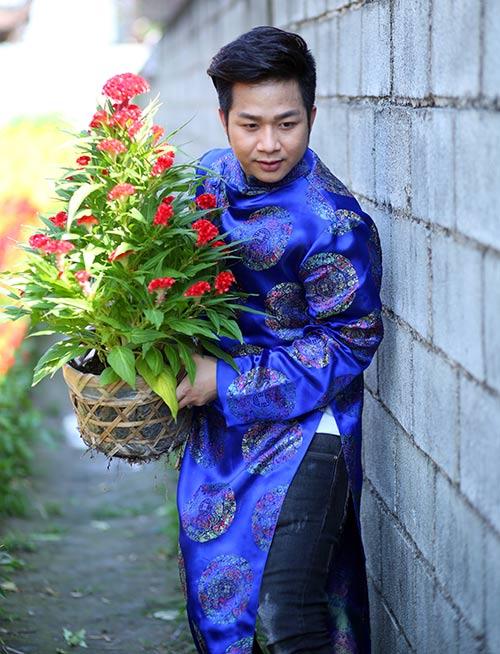 Quách Tuấn Du lạc giữa vườn hoa xuân - 12