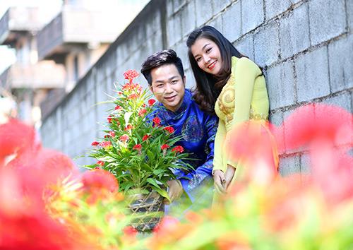 Quách Tuấn Du lạc giữa vườn hoa xuân - 10