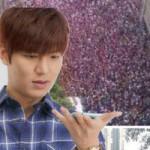 Phim - Biển người TQ đổ xô xem Lee Min Ho