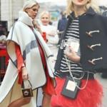 Thời trang - Tín đồ tấp nập thưởng ngoạn phố Paris