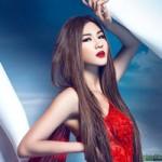 Thời trang - Kim Dung đỏ rực đón Xuân Giáp Ngọ