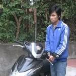 An ninh Xã hội - Vừa ra tù lại đi ăn trộm xe máy